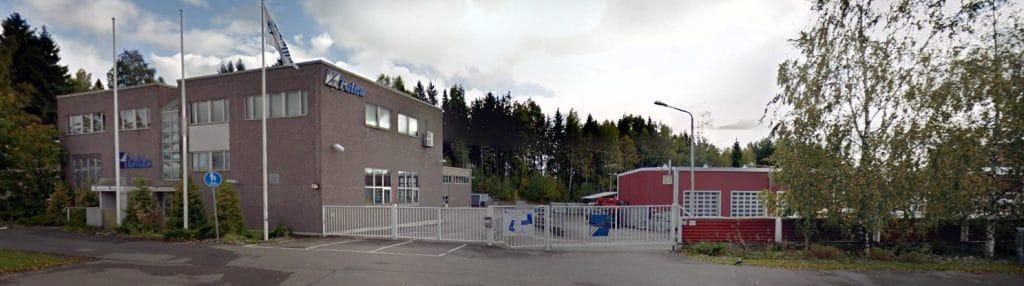 Kuva talhun toimipisteestä